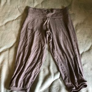 Semi fitted under armour pants